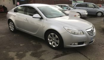 2009 (09) – Vauxhall Insignia 1.8i 16V SRi 5dr h/b 6 Speed